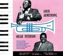 Louis Armstrong & Oscar Peterson: Louis Armstrong Meets Oscar Peterson (+ 6 Bonus Tracks), CD