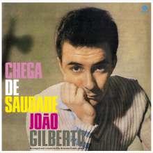 João Gilberto (1931-2019): Chega De Saudade (180g) (+8 Bonustracks), LP