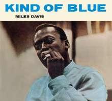 Miles Davis (1926-1991): Kind Of Blue (+4 Bonus Tracks) (Limited-Edition), CD