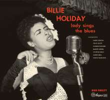 Billie Holiday (1915-1959): Lady Sings The Blues + 9 Bonus Tracks (Limited-Edition), CD