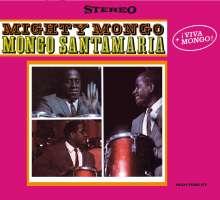 Mongo Santamaria (1922-2003): Mighty Mongo + Viva Mongo! + 2 Bonus Tracks (Limited-Edition), CD
