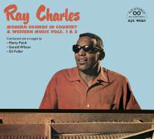Ray Charles: Modern Sounds In Country & Western Music Vols.1 & 2 (Limited-Edition), CD