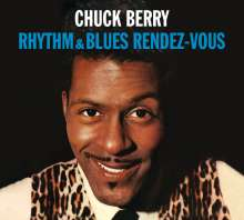 Chuck Berry: Rhythm & Blues Rendez-Vous + Rockin' At The Hops (Limited-Edition), CD