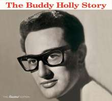 Buddy Holly: The Buddy Holly Story (Vol.1 & II) (Limited-Edition), CD