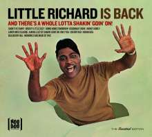 Little Richard: Little Richard Is Back / His Greatest Hits, CD