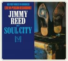 Jimmy Reed: Jimmy Reed At Soul City / Sings The Best Of Blues, CD