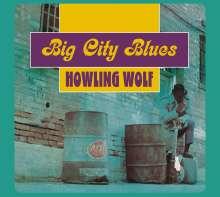 Howlin' Wolf: Big City Blues (+15 Bonustracks), CD