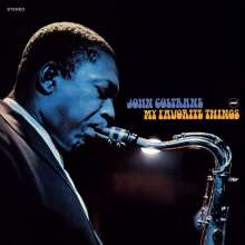 John Coltrane (1926-1967): My Favorite Things (remastered) (180g) (+1 Bonustrack) (Limited Edition), LP