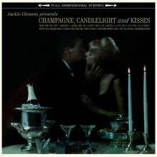Jackie Gleason (1916-1987): Champagne, Candlelight & Kisses (180g) (Limited Edition) +1 Bonus Track, LP