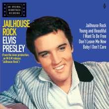Elvis Presley (1935-1977): Jailhouse Rock (180g) (Limited Edition) (Red Vinyl), LP