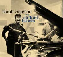 Sarah Vaughan & Clifford Brown: Sarah Vaughan With Clifford Brown / In The Land Of Hi-Fi (Limited Edition), CD