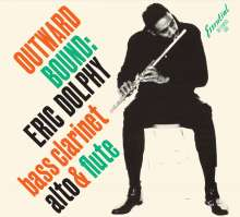 Eric Dolphy (1928-1964): Outward Bound (+3 Bonus Tracks) (Limited Edition), CD