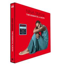 Nina Simone (1933-2003): The Essential Albums (180g) (Box Set) (Limited Edition), 3 LPs