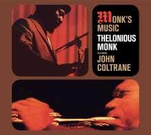 Thelonious Monk (1917-1982): Monk's Musik (+ 5 Bonus Tracks) (Limited Edition), CD