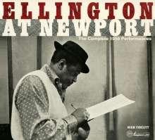 Duke Ellington (1899-1974): Complete Newport 1956 Performances (+6 Bonus Tracks), 2 CDs