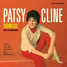 Patsy Cline: Showcase With The Jordanaires (180g) (Limited Edition) (Transparent Red Vinyl), LP