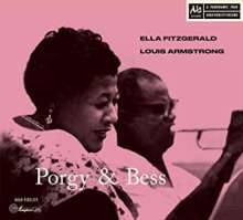 Louis Armstrong & Ella Fitzgerald: Porgy & Bess, CD