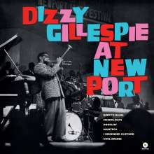 Dizzy Gillespie (1917-1993): At Newport (180g) (Limited Edition) + Bonus Track, LP