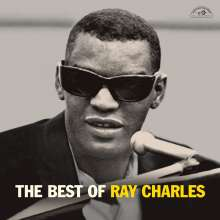 Ray Charles: The Best Of Ray Charles (180g) (Limited Edition) (Yellow Vinyl), LP