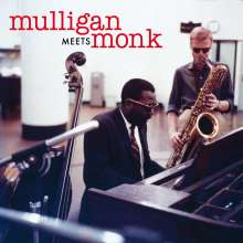 Gerry Mulligan & Thelonious Monk: Gerry Mulligan Meets Monk (180g) +1 Bonus Track, LP