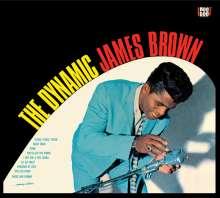 James Brown: The Dynamic James Brown, CD
