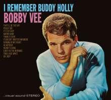 Bobby Vee: I Remember Buddy Holly / Meets The Ventures (+Bonus Tracks), CD