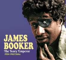 James Booker: The Ivory Emperor 1954 - 1962 Sides, CD