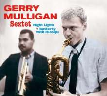 Gerry Mulligan (1927-1996): Night Lights / Butterfly With Hiccups (+ 2 Bonustracks), CD