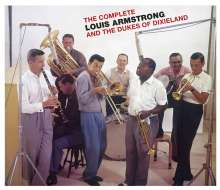 Louis Armstrong (1901-1971): The Complete Louis Armstrong And The Dukes Of Dixieland, 3 CDs