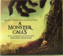 Fernando Velázquez: Filmmusik: A Monster Calls, CD
