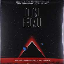 Jerry Goldsmith (1929-2004): Filmmusik: Total Recall (30th Anniversary Special Edition), 3 LPs