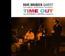 Dave Brubeck (1920-2012): Time Out: The Stereo & Mono Versions (Limited & Numbered Edition), 2 CDs