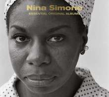 Nina Simone (1933-2003): Essential Original Albums (Deluxe Edition), 3 CDs