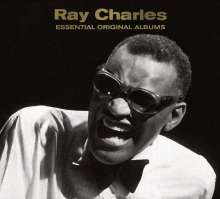 Ray Charles: Essential Original Albums (Deluxe Edition), 3 CDs