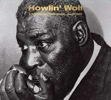Howlin' Wolf: Essential Original Albums, 3 CDs