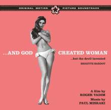 Filmmusik: ...And God Created Woman +Bonus (Limited Edition), CD