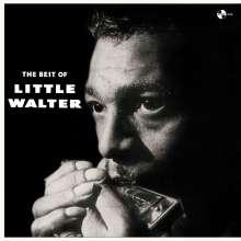 Little Walter (Marion Walter Jacobs): The Best Of Little Walter  (+4 Bonustracks) (180g) (Limited-Edition), LP