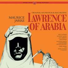 Maurice Jarre (1924-2009): Filmmusik: Lawrence Of Arabia - The Complete Original Motion Picture Soundtrack (180g) (Limited-Edition), LP