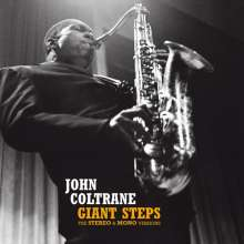John Coltrane (1926-1967): Giant Steps: The Stereo & Mono Versions (Limited-Edition), CD