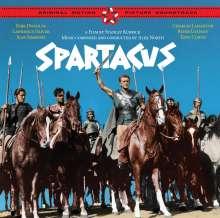 Alex North (1910-1991): Filmmusik: Spartacus +4 (Limited Edition), 2 CDs