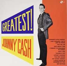 Johnny Cash: Greatest! (180g) (Limited-Edition) (+4 Bonustracks), LP