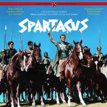 Filmmusik: Spartacus (180g) (Limited-Edition), LP