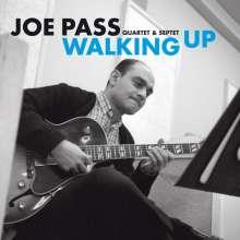 Joe Pass (1929-1994): Walking Up, 2 CDs