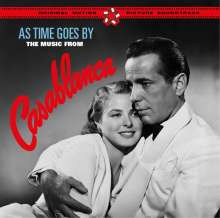 Filmmusik: As Time Goes By, The Music From Casablanca, 2 CDs