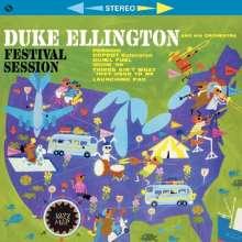 Duke Ellington (1899-1974): Festival Session (remastered) (180g) (Limited-Edition) (+2 Bonustracks), LP