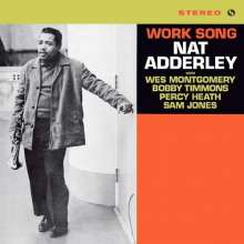 Nat Adderley (1931-2000): Work Song (remastered) (180g) (Limited-Edition), LP
