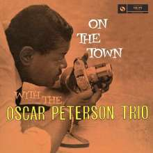 Oscar Peterson (1925-2007): On The Town (remastered) (180g) (Limited-Edition), LP