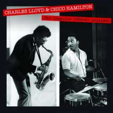 Chico Hamilton & Charles Lloyd: The Complete 1960 - 61 Sessions, 2 CDs