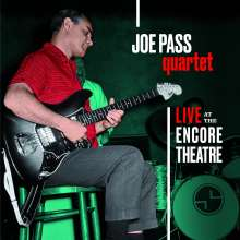 Joe Pass (1929-1994): Live At The Encore Theatre +3 Bonus Tracks, CD