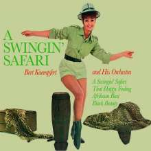 Bert Kaempfert (1923-1980): Swingin Safari / Wonderland By Night, CD
